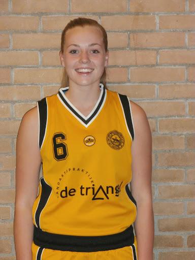 Fleur Kuijt Basketbal Statistieken Spelers Dossier Nbb Database